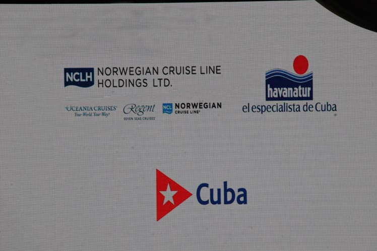 Norwegian Cruise escoge a Cuba como destino preferencial