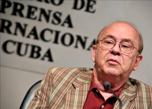 Universidad mexicana confiere Doctor Honoris Causa a Miguel Barnet