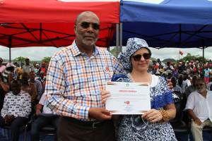 Cubainformacion - Artículo: Angola: Ebo rinde tributo a Díaz Argüelles a 40  años de su caída en combate